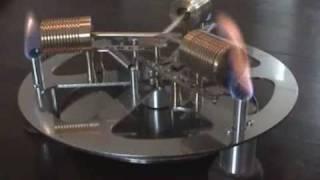 getlinkyoutube.com-3 Cilinder Vacuum Engine