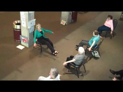 Stronger Seniors Pilates Lower Spine and Abdominals  Senior Exercise Video, Elderly Exercise