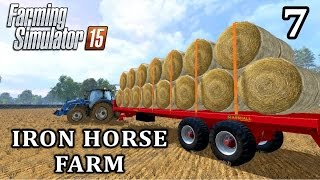 getlinkyoutube.com-Let's Play Farming Simulator 2015 | Iron Horse Farm Episode 7