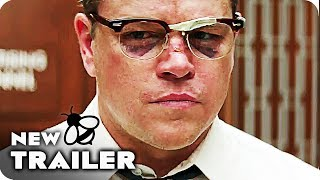 SUBURICON Trailer (2017) George Clooney, Matt Damon Movie