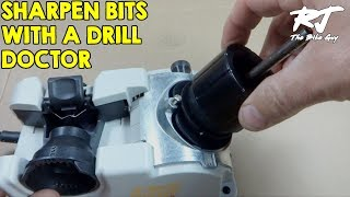 getlinkyoutube.com-Using Drill Doctor To Sharpen A Drill Bit