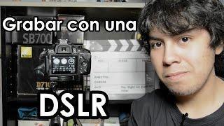 getlinkyoutube.com-¿Cómo grabar video con una DSLR?