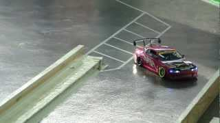getlinkyoutube.com-Awesome RC drift cars at URAS - Part 1
