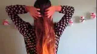 getlinkyoutube.com-DIY | Mechas Californianas Pelirrojas & Ganador/a SORTEO ☾!