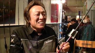 getlinkyoutube.com-フィッシングショー2012村田基さんワールドシャウラを説明!その1