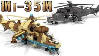 getlinkyoutube.com-Lego Mi-35M Hind E