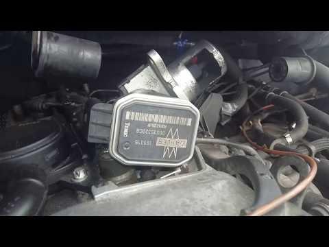 Mercedes Benz Vito 115cdi 639 СНЯТИЕ КЛАПАНА ЕГР.