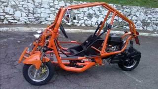 getlinkyoutube.com-Triplo cvt - Reverse trike - V8adapt