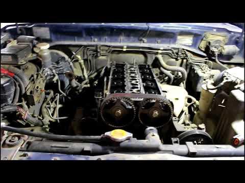 Где находится у Мицубиши Паджеро иО сальник двигателя