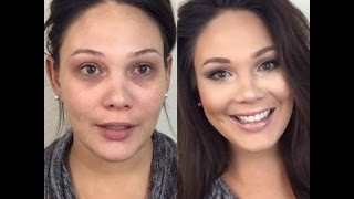 Full Face- Easy How to Conceal Dark Under Eye Circles
