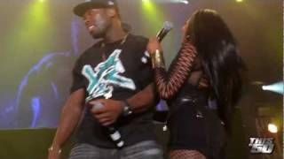 50 Cent & Lil Kim - Magic Stick Live en Australie