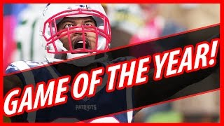 MUST WATCH!! MADDEN 16 GAME OF THE YEAR!! - Madden 16 Draft Champions Gameplay