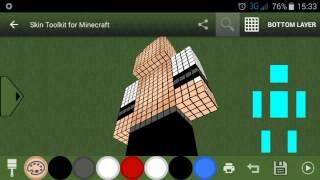 getlinkyoutube.com-Minecraft pe 0.11.0 สอนแต่งสกิน3มิติ