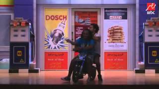 """getlinkyoutube.com-مسرح مصر - علي ربيع يرقص على مهرجان """"مفيش صاحب يتصاحب"""""""