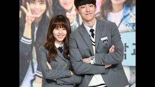 getlinkyoutube.com-School 2015 OST - Han Yi An & Lee Eun Bi - Khoảnh khắc đáng nhớ