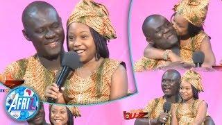 Daba Gueweul et Sankara Mbaye dans l'émission [ILS FONT LE BUZZ!]