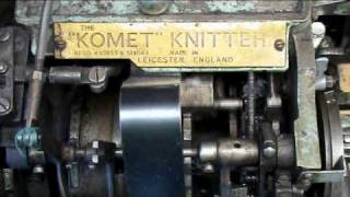 Mongrel Socks - The Knitting Machines