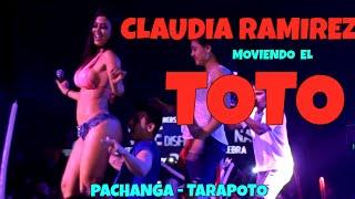 CLAUDIA RAMIREZ EN PACHANGA - TARAPOTO | HOLA K TAL