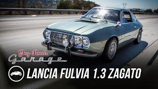 getlinkyoutube.com-1967 Lancia Fulvia Sport 1.3 Zagato - Jay Leno's Garage