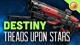 "DESTINY Treads Upon Stars ""Vision of Confluence"" Legendary Scout Rifle Review"