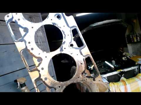 Прокладка на мотор 2.0 16v Acteco(Chery Eastar)