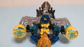 getlinkyoutube.com-My own 2015 Toa Bioformers - 100 subs special