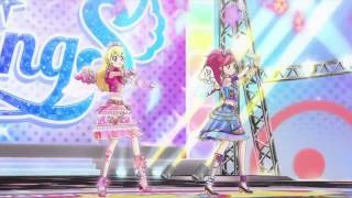 getlinkyoutube.com-(HD)Aikatsu!- 2wingS- [Friend]- Episode 100