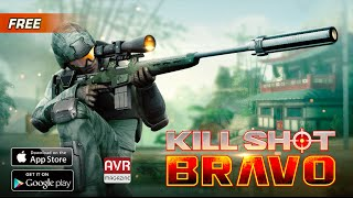 Kill Shot Bravo Shooter Game per iOS e Android