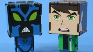getlinkyoutube.com-Ben 10 Toys AlterAlien Ultimate Alien Toy Review Unboxing ** SPOILERS **