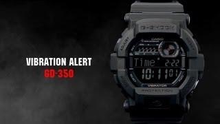 getlinkyoutube.com-OFFICIAL VIDEO - G-Shock - Vibration Alert - GD-350-1B - LovinLife Multimedia