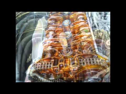 Замена маслосъемных колпачков Mercedes E230 M 111