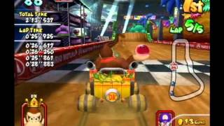 [Arcade] Mario Kart Arcade GP 2 - Waluigi Cup - 150cc