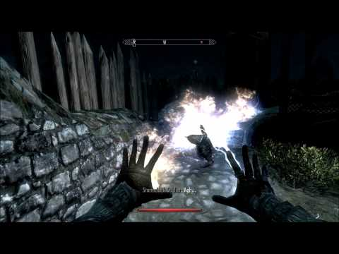 Skyrim: Pure Mage ZERO Magicka Cost, no cheats!!!