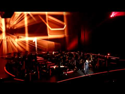 George Michael Symphonica Tour Russian Roulette Vienna 4th September 2012