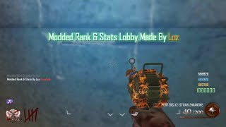 getlinkyoutube.com-MODDED Grief Lobby with HadyTman! WTF :D - BO2 Zombies Cell Block