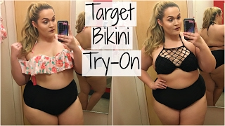 getlinkyoutube.com-Target Bikini Try-On | 2017
