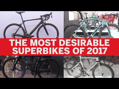 The Most Desirable Superbikes of 2017