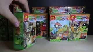getlinkyoutube.com-Lego Plants Vs Zombies 2 Lele Bootleg Review