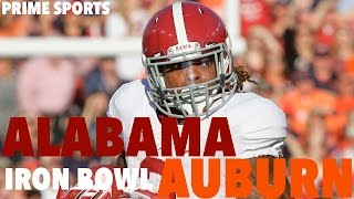 getlinkyoutube.com-#2 Alabama @ Auburn 2015 Highlights (Prime Sports)