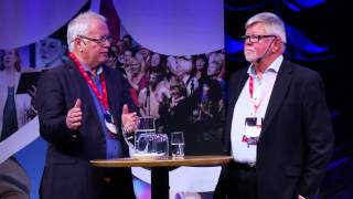 Västerbotten på Grand 2014: Staffan Ling och Krister Olsson om att stötta kulturen