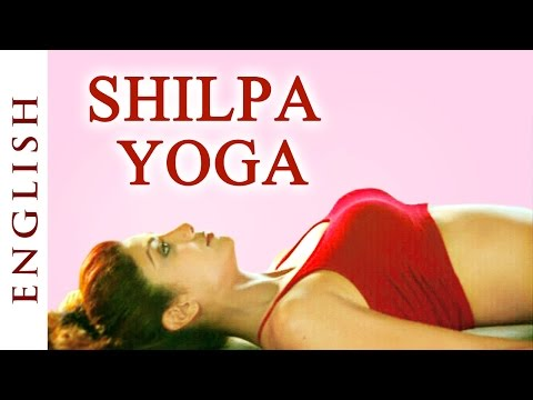 Shilpa Yoga (English) ►For Complete Fitness for Mind, Body and Soul - Shilpa Shetty