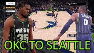 getlinkyoutube.com-NBA 2K16 Relocation: OKC to Seattle