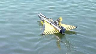 getlinkyoutube.com-rc seadart (failed takeoff)