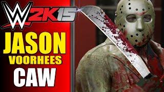 getlinkyoutube.com-Jason caw - WWE 2K15 - MarcusGarlick™