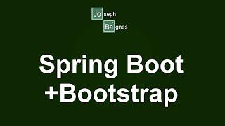 getlinkyoutube.com-Spring Boot + Spring Data JPA + Bootstrap