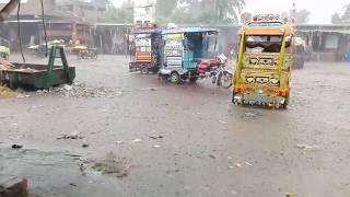 Samaro Pakistan Barish
