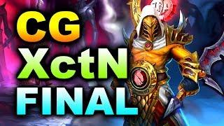 XctN vs CG - GRAND FINAL - MPGL Asian CHAMPIONSHIP DOTA 2