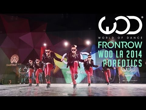 Poreotics | FRONTROW | World of Dance #WODLA '14