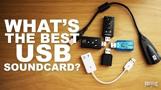 getlinkyoutube.com-What's the Best USB Soundcard? (OLD)
