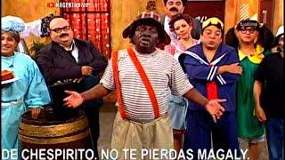 getlinkyoutube.com-El Especial del Humor: LA VECINDAD DEL NEGRO MAMA 06/12/14